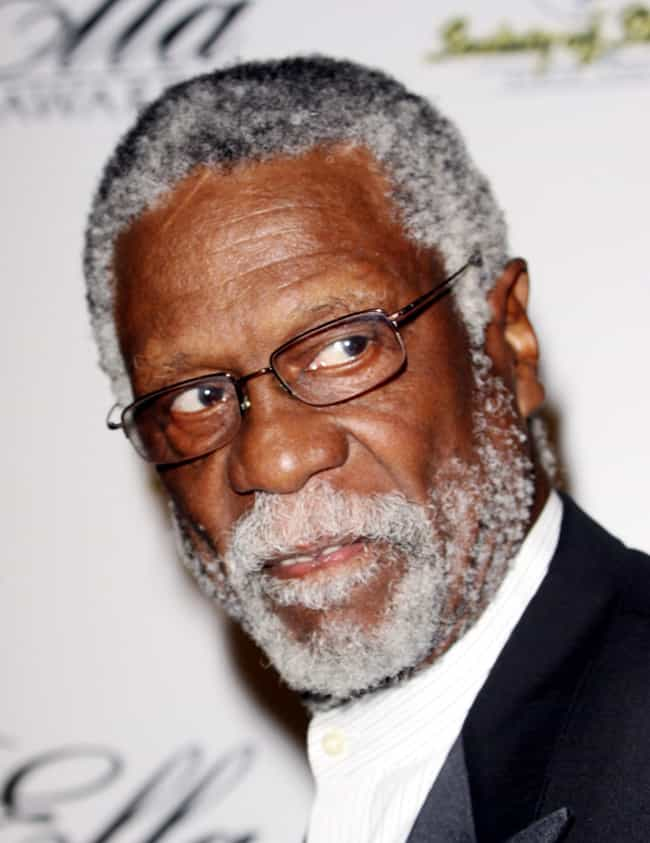 Bill Russell is listed (or ranked) 1 on the list Famous McClymonds High School Alumni