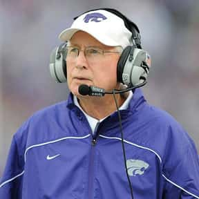 Bill Snyder is listed (or ranked) 11 on the list The Best College Football Coaches of All Time