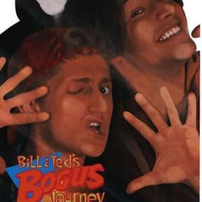 Bill & Ted's Bogus Journey is listed (or ranked) 19 on the list Great Movies About the Actual Devil