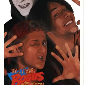 Bill & Ted's Bogus Journey is listed (or ranked) 21 on the list The Best Movies of 1991