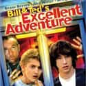 Bill & Ted's Excellent Adventu... is listed (or ranked) 18 on the list The Best Fantasy Movies of the 1980s