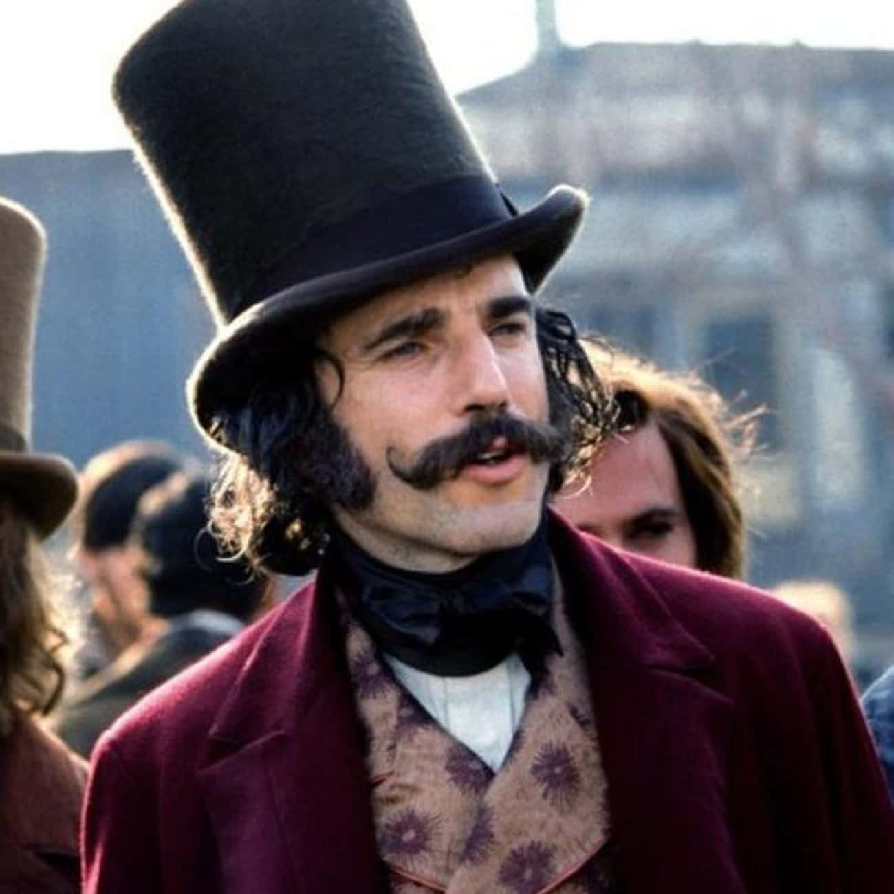 """Bill """"The Butcher"""" Cut is listed (or ranked) 3 on the list The Best Mustaches in Film"""