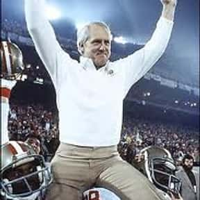 Bill Walsh is listed (or ranked) 4 on the list The Best NFL Coaches of All Time