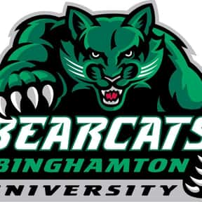 Binghamton University is listed (or ranked) 18 on the list Drama & Theater Schools in the US