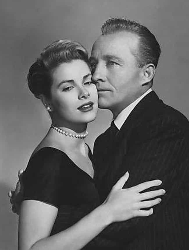 Bing Crosby is listed (or ranked) 2 on the list The Star-Studded And Royal Dating History of Grace Kelly, Princess Of Monaco