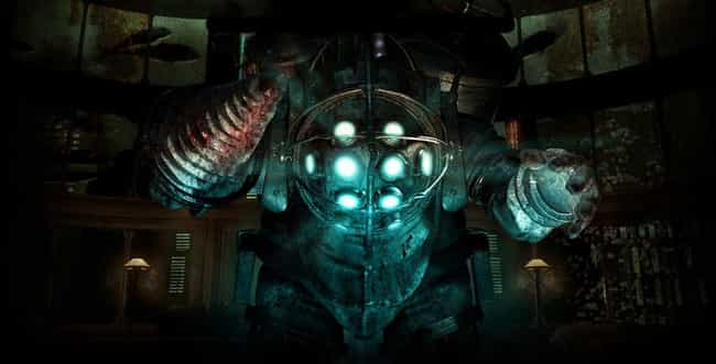 BioShock is listed (or ranked) 6 on the list Video Games That Would Make Great TV Series