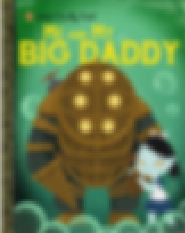 BioShock is listed (or ranked) 1 on the list 18 Video Games Turned Into Adorable Children's Book Covers