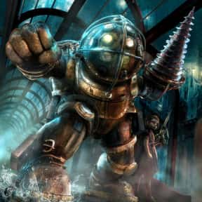 Bioshock is listed (or ranked) 15 on the list The Best Video Game Franchises of All Time