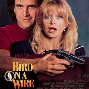 Bird on a Wire is listed (or ranked) 22 on the list The Best Mel Gibson Movies
