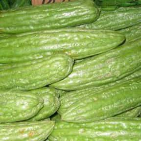 Momordica charantia is listed (or ranked) 3 on the list Vegetables That Are Technically Fruits