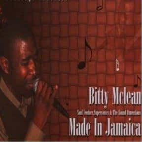 Bitty McLean is listed (or ranked) 12 on the list The Best Ragga Musicians