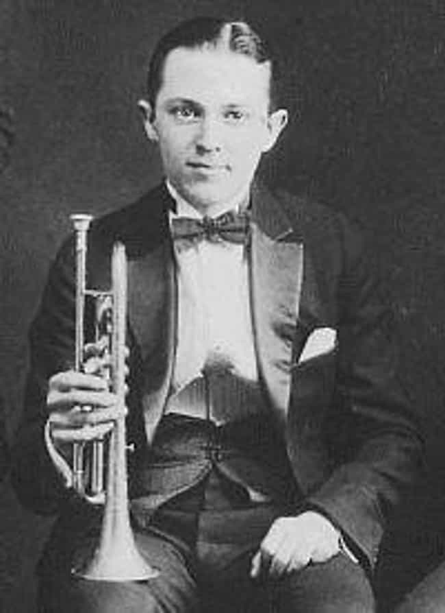 Bix Beiderbecke is listed (or ranked) 4 on the list List of Deaths Through Alcohol