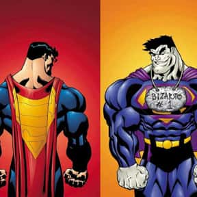 Bizarro is listed (or ranked) 9 on the list The Best Superman Villains Ever