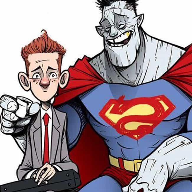 Bizarro is listed (or ranked) 7 on the list Clones Of Your Favorite Comic Book Characters Who Didn't Turn Out Lame