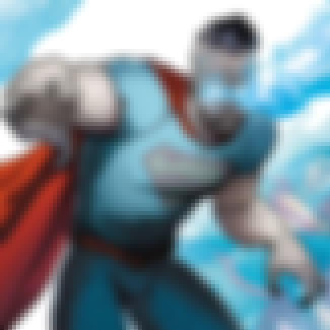 Bizarro is listed (or ranked) 3 on the list Ranking Every Superman in the Comics