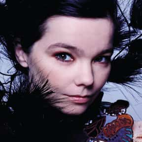 Björk is listed (or ranked) 24 on the list The Best Electronic Bands & Artists