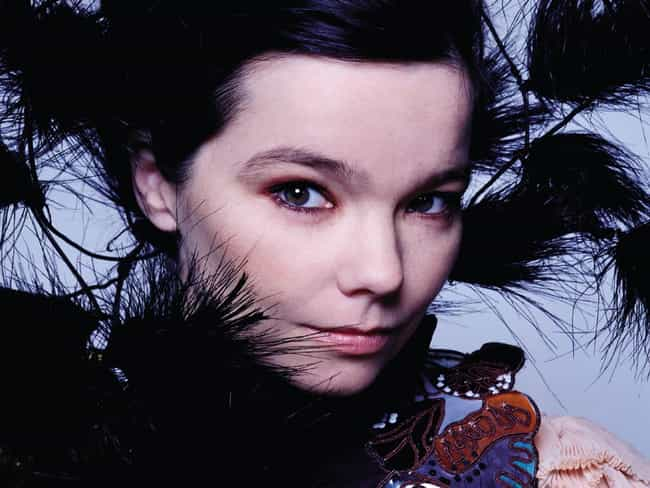 Björk is listed (or ranked) 2 on the list Celebrities Who've Survived Murder Attempts