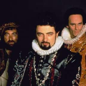 Blackadder is listed (or ranked) 3 on the list The Best British Sitcoms of All Time
