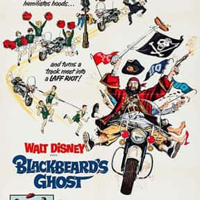 Blackbeard's Ghost is listed (or ranked) 22 on the list The Best Pirate Movies