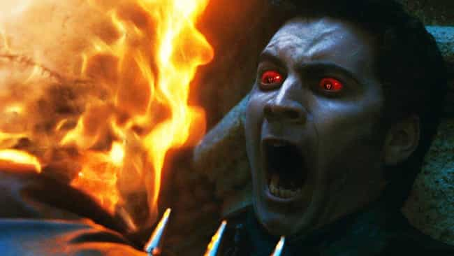 Blackheart is listed (or ranked) 3 on the list 15 Movie Villains You Could Outsmart
