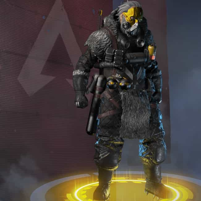 Blackheart is listed (or ranked) 1 on the list The Best Caustic Skins In 'Apex Legends'