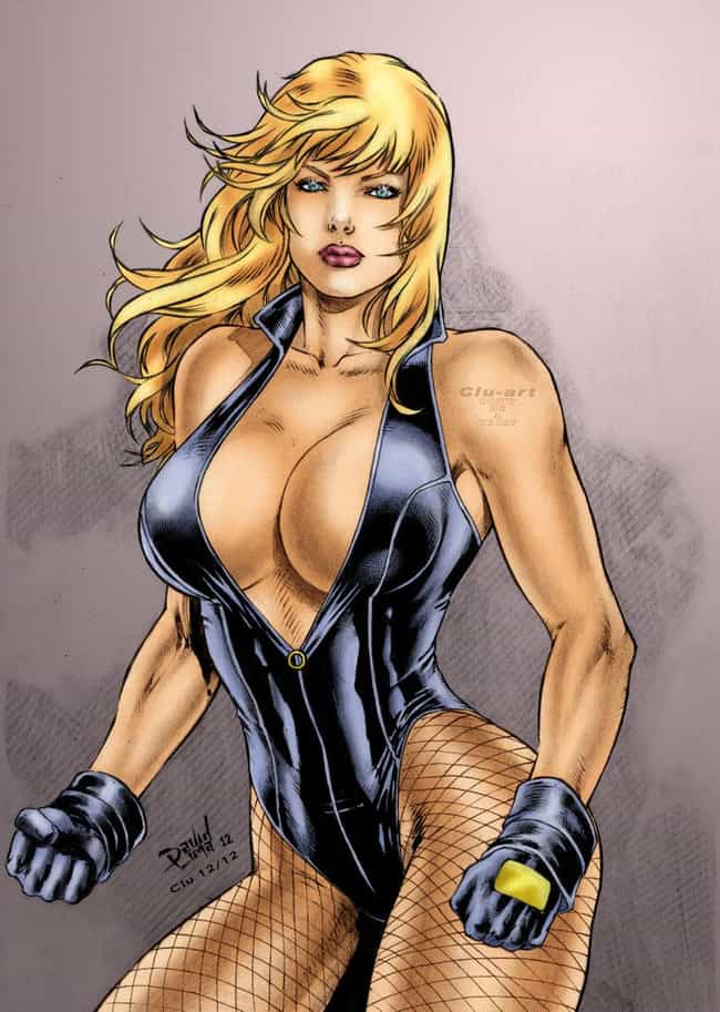 Hottest Female Dc Characters  Most Attractive Female Dc -5753