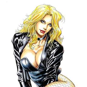 Black Canary is listed (or ranked) 4 on the list The Most Attractive Cartoon Characters Of All Time