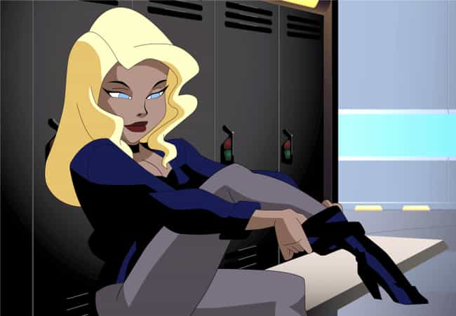 Black Canary is listed (or ranked) 1 on the list The Best Female DC Heroes