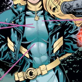 Black Canary is listed (or ranked) 11 on the list Stunning Female Comic Book Characters, Ranked