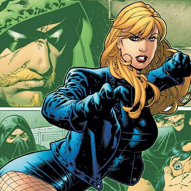 Black Canary is listed (or ranked) 1 on the list The Best Birds of Prey Members