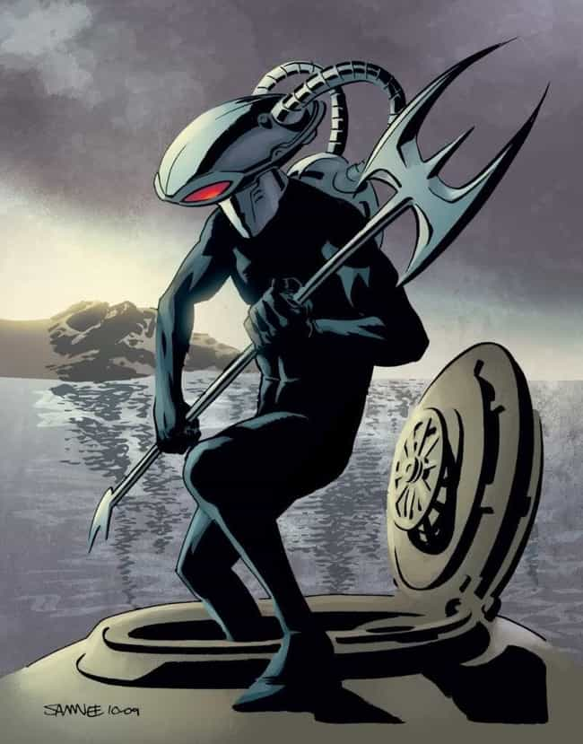 Black Manta is listed (or ranked) 1 on the list Aquaman's All Time Most Notorious Villains
