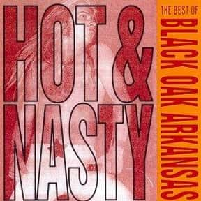 Black Oak Arkansas is listed (or ranked) 12 on the list The Best Southern Rock Bands of All Time