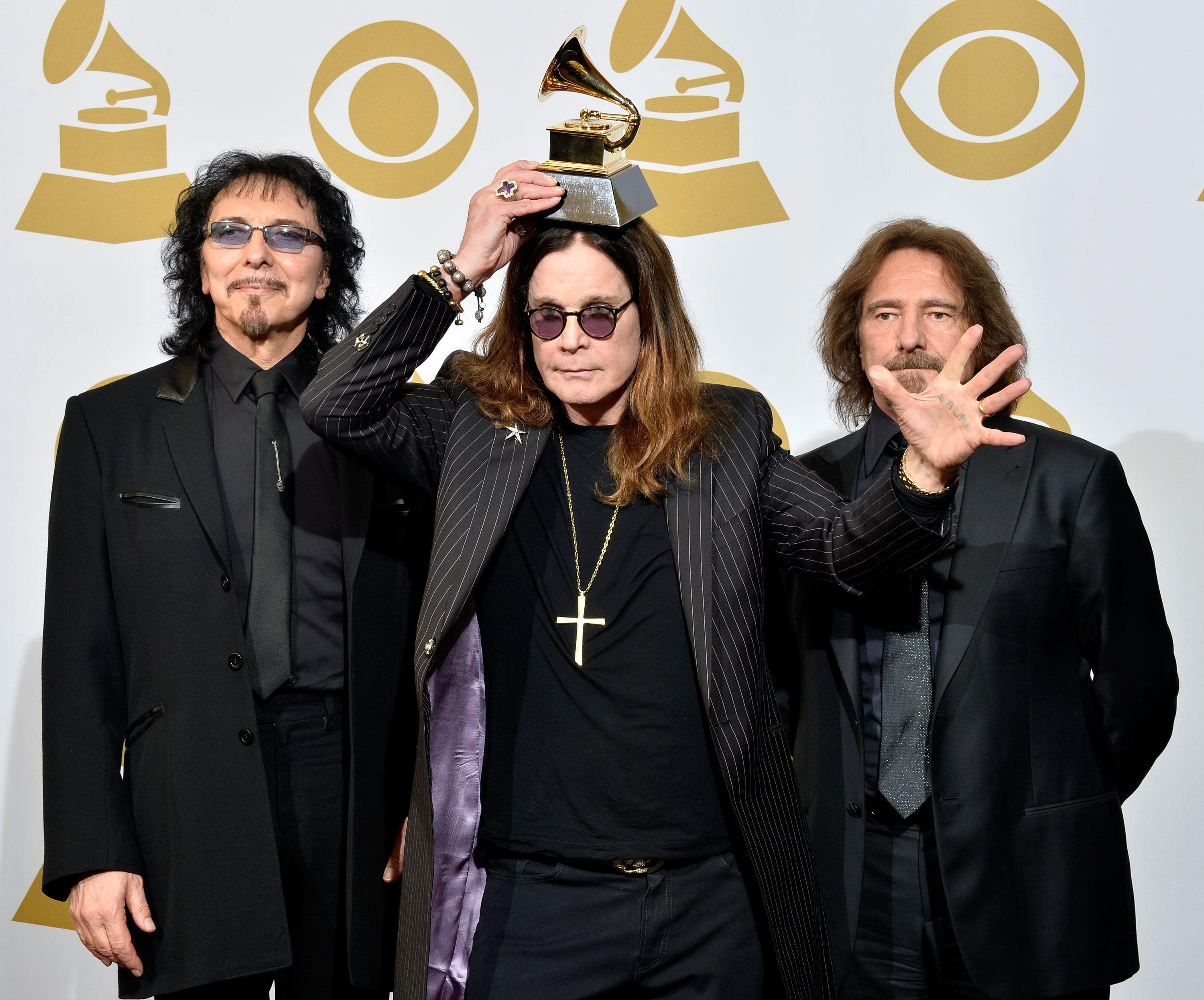 Random Greatest Heavy Metal Bands Of All Time