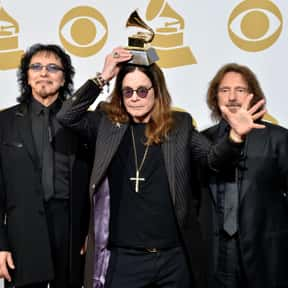Black Sabbath is listed (or ranked) 17 on the list The Greatest Live Bands of All Time