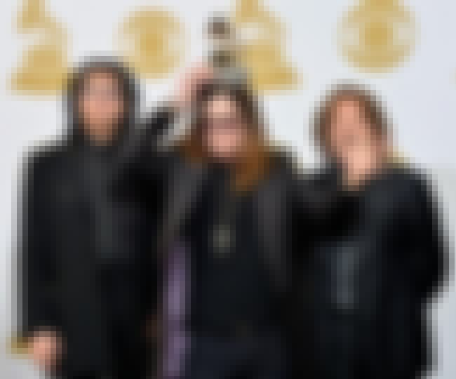 Black Sabbath is listed (or ranked) 1 on the list Grammy Award for Best Metal Performance Winners List