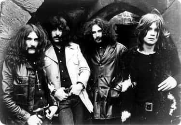 Aries (March 21 - April 19): Black Sabbath