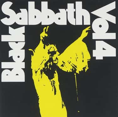 Black Sabbath - 'Vol. 4' is listed (or ranked) 1 on the list The 15 Most Drug-Fueled Albums Ever Made