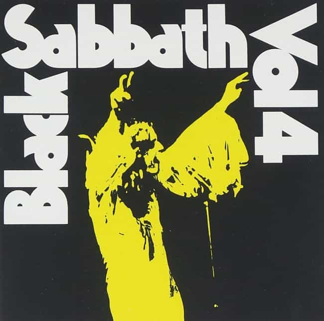 Black Sabbath - 'Vol. 4'