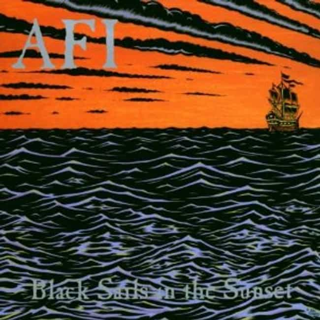 Black Sails in the Sunset is listed (or ranked) 3 on the list The Best AFI Albums of All Time