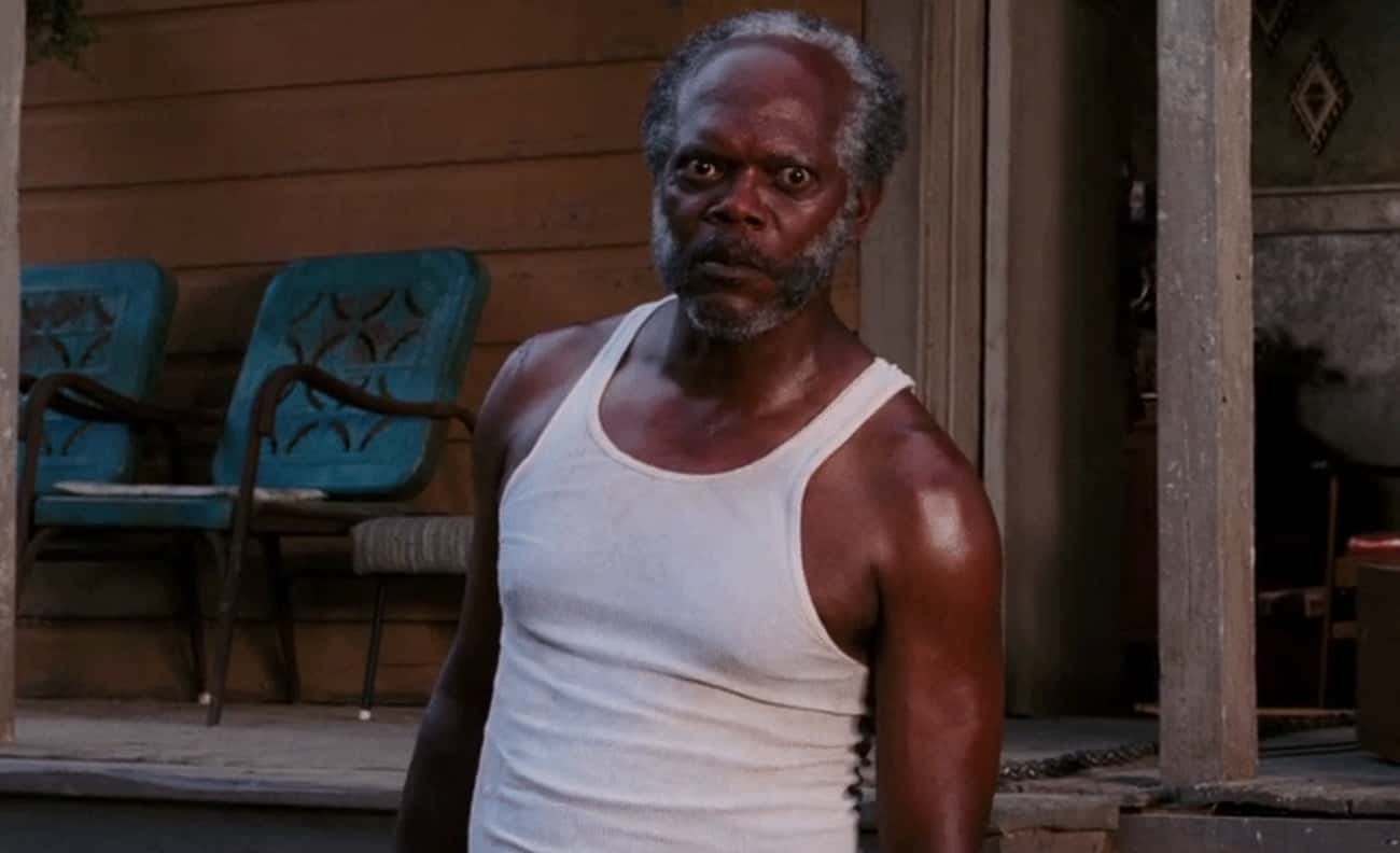 Black Snake Moan is listed (or ranked) 3 on the list Samuel L. Jackson's Many, Many Onscreen Wigs, Ranked By Dramatic Effect