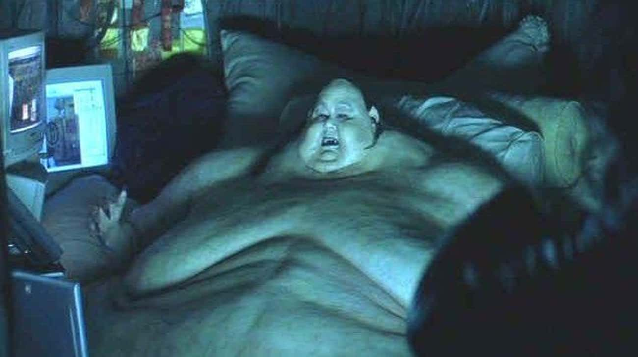 Pearl The Fat Vampire From &#3 is listed (or ranked) 1 on the list Deleted Scenes Wisely Cut From Comic Book Movies