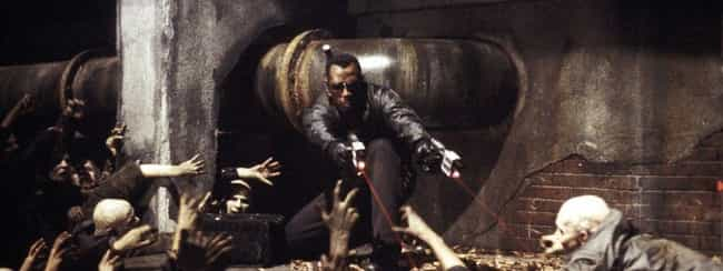 Blade II is listed (or ranked) 3 on the list Underrated Horror Sequels That Are Way Better Than You've Heard
