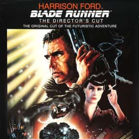 Blade Runner is listed (or ranked) 6 on the list The Best Thriller Movies of the 1980s