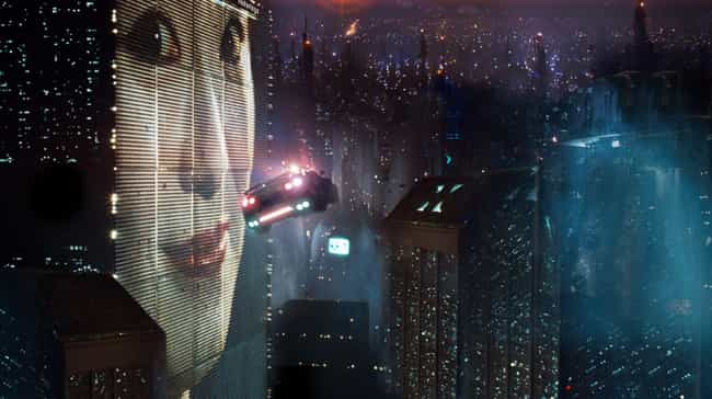 Blade Runner is listed (or ranked) 7 on the list 16 American Movies That Would Make Awesome Anime Series