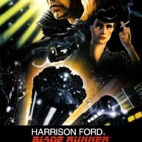 Blade Runner is listed (or ranked) 23 on the list The Best Movies to Have Playing During a Party
