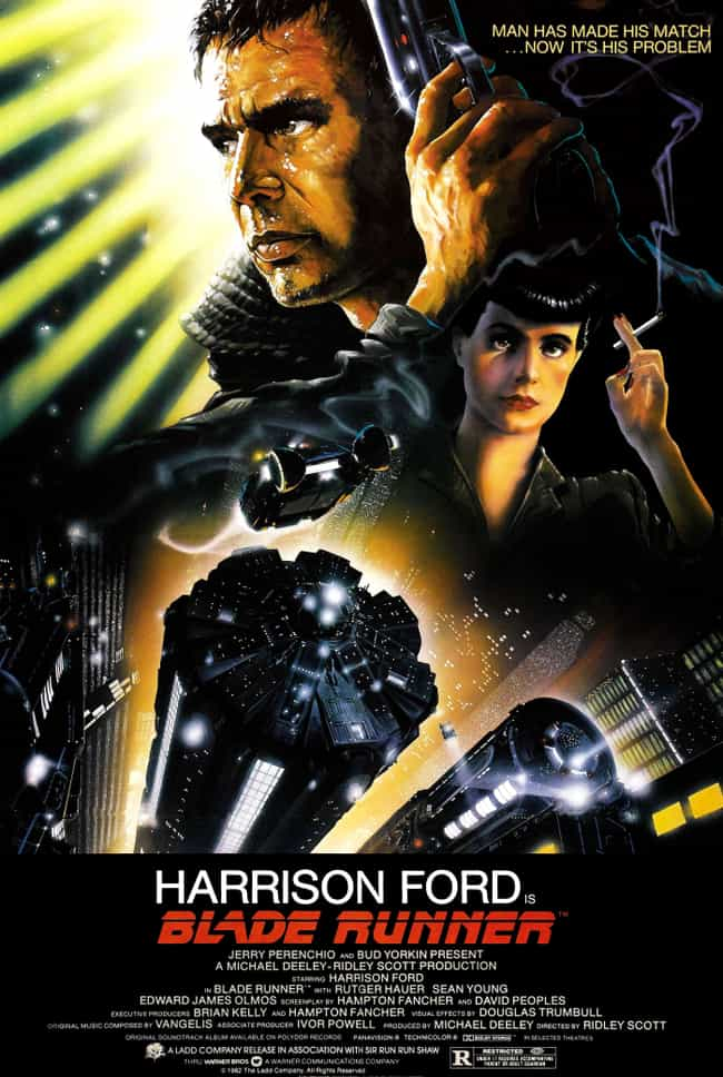 Blade Runner is listed (or ranked) 1 on the list The Best Shows & Movies Set in the Future