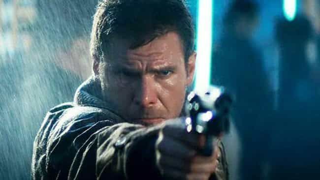 Blade Runner is listed (or ranked) 1 on the list 15 Movies Only Boring People Find Boring
