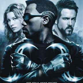 Blade: Trinity is listed (or ranked) 14 on the list The Best Ryan Reynolds Movies