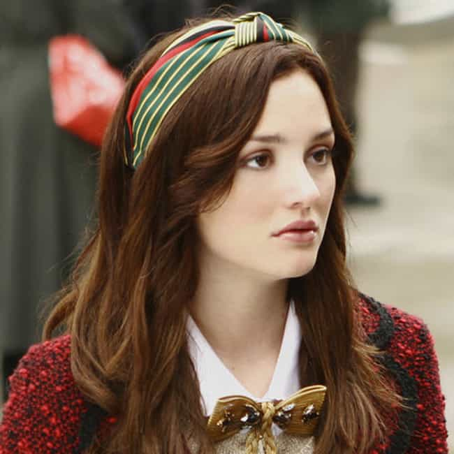 Blair Waldorf is listed (or ranked) 2 on the list The Best Mean Girl Characters in Film & TV