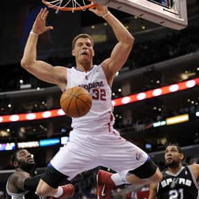 Blake Griffin is listed (or ranked) 2 on the list The Best Los Angeles Clippers of All Time